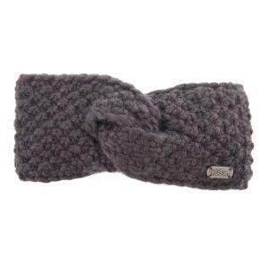 Charcoal Moss Yarn Headband