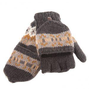 Charcoal Hunter Gloves