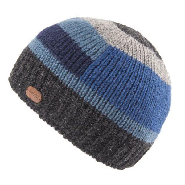 Blue Patch Brooklyn Cap