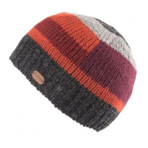 Orange Patch Brooklyn Cap